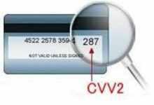 visa卡号和安全码大全及有效期(解读信用卡背后神秘