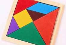 智力七巧板怎么拼成正方形(免费分享七巧板拼图诀