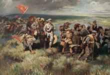 红军长征的原因是什么答案(红军长征的历史缘由及经过)