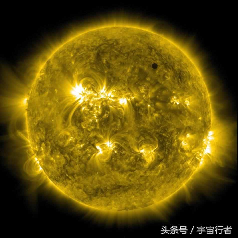 启明星和长庚星其实都是金星,为什么金星在夜空中会这么明亮?