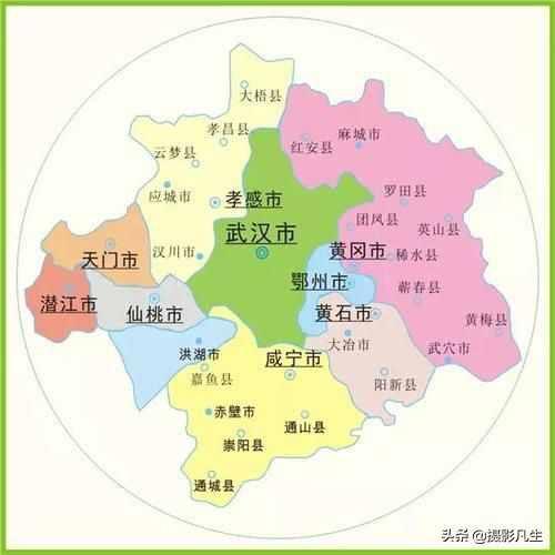 如何区分县级市和地级市?除了这几个特殊的城市很好分辨!