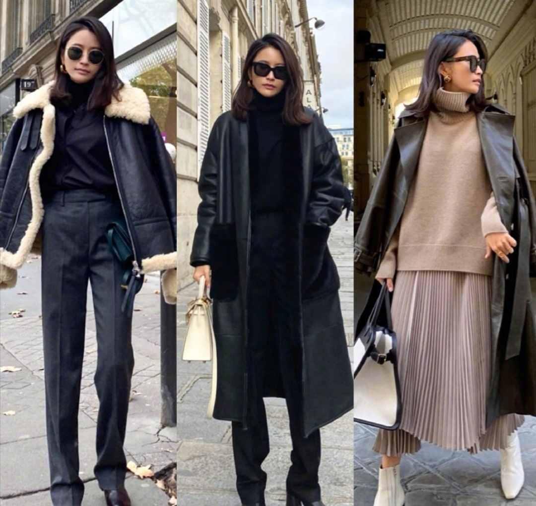 """今年流行""""穿少不穿多"""",27套高级简约风穿搭,照着穿美成风景"""