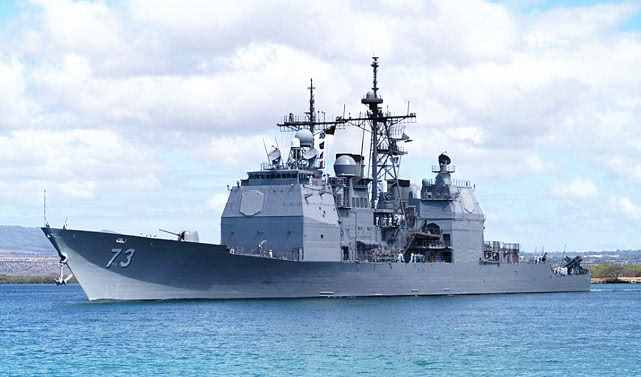 一艘战舰排水量高达一万三千吨意味着什么?排水量又是如何计算的
