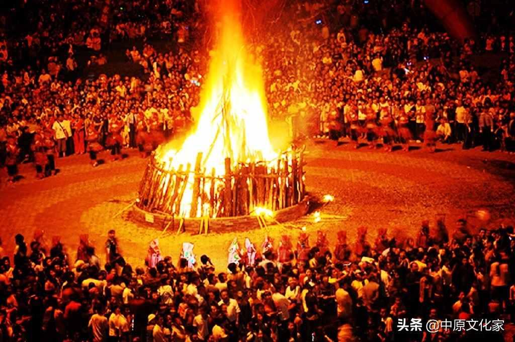 火把节是一个什么样的节日?是哪个民族的节日?在什么时间举行