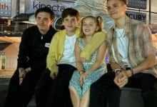 贝克汉姆有几个孩子以及照片(贝克汉姆的孩子