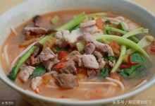 桂林米粉最正宗的做法,简单又好吃,不看太可