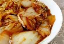 醋溜白菜是哪里的菜系,醋溜白菜怎么做好吃!