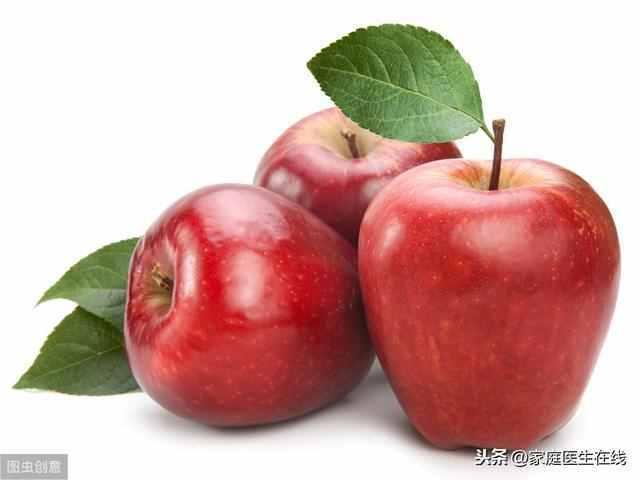 吃苹果对身体有什么作用?这7个好处,一只手都数不过来