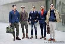 男装都有什么风格(男装衣服搭配风格分类介绍