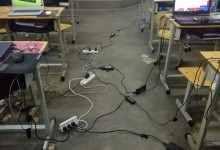 电脑怎么接地线(没接地线会导致机箱漏电吗)