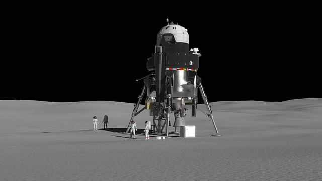中国载人登月什么时候实施?从阿波罗计划看中国载人登月!