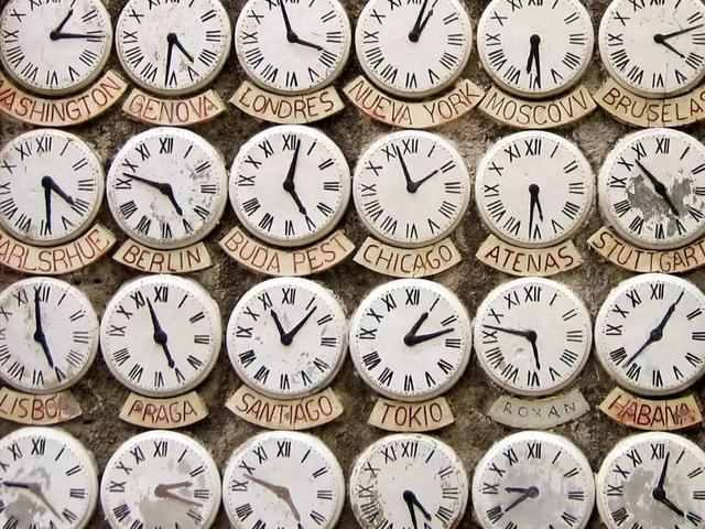 如何计算美国时间现在几点?