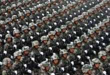 中国一个军有多少人(我国一个军有多少人数编