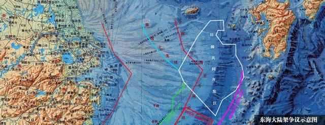 大陆架形成之谜:大陆架是怎样形成的呢?