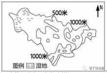 地理位置特征怎么描述?描述地形特征模式全总结