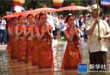 泼水节是哪个民族的节日?为什么要过泼水节、浴佛节