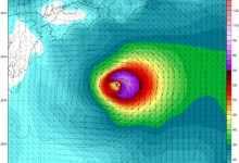 台风西马仑形成及路径(20号台风西马仑生成)