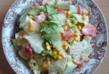 沙拉怎么做?蔬菜沙拉的家常做法