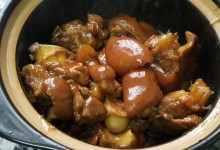 酱焖猪脚的做法,鲜香美味又下饭,味道很棒的一道家常菜