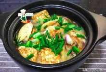豆腐和此绝配,焖一焖鲜香嫩滑,做一锅连汤汁都不剩,便宜又