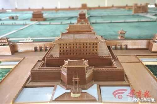 耗时23年造微缩长安城是什么样的 梁德怀老人为什么要花23年造