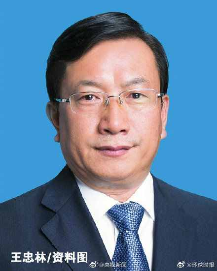王忠林简历照片个人资料 王忠林任武汉市委书记怎么回事