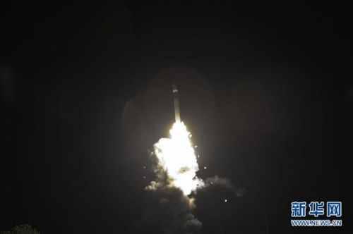 一箭双星 中国成功发射新技术试验卫星G星、H星