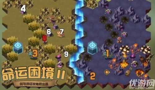 剑与远征命运困境2最终宝箱在哪 命运困境2全宝箱如何获得