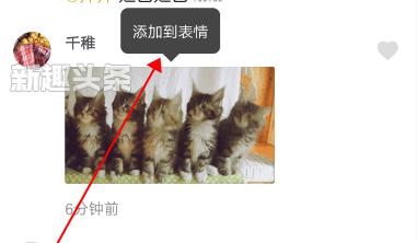 抖音评论猫咪蹦迪动态图表情包怎么发 抖音评论怎么发图片
