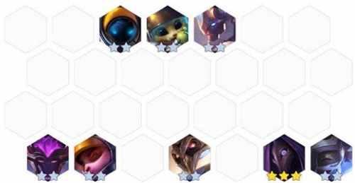 云顶之弈10.13新版最强阵容推荐 最新宇航员狙神阵容攻略教学