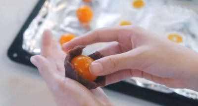 蛋黄酥的做法 蛋黄酥怎么做