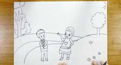 六一儿童节简笔画 六一儿童节简笔画怎么画好看