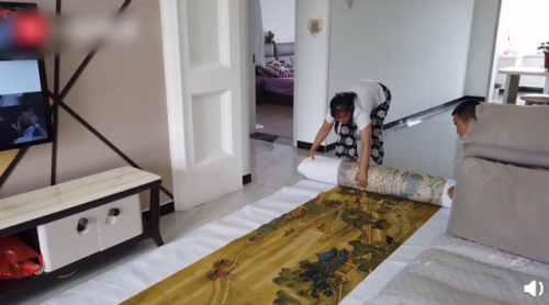 女子10年绣完36米长清明上河图怎么回事?图片详情曝光网友大赞