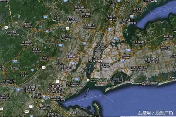 世界城市面积排?世界城市建成区面积总排名,可能