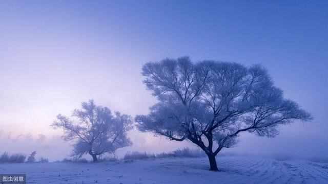 雾凇是怎么形成的?