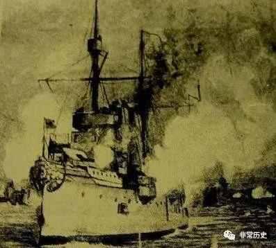 甲午战争时间?1894年9月17日,中日甲午海战爆发