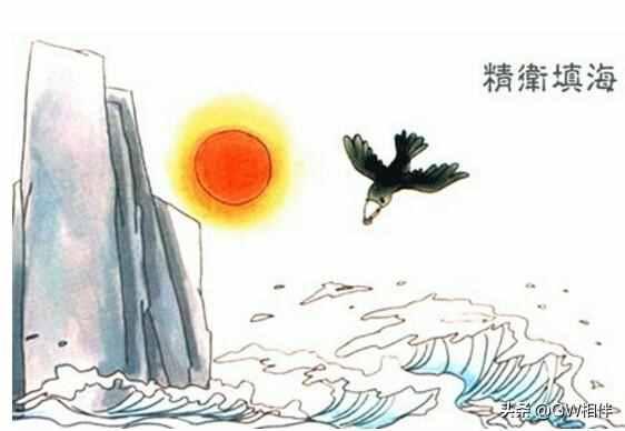中国最早的神话小说:堪称神话小说鼻祖的山海经
