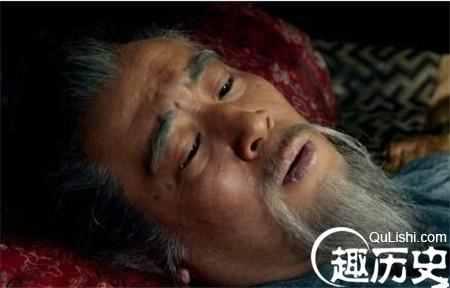 刘备怎么死的?刘备是怎么死的