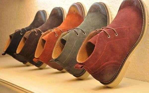 翻毛鞋怎么清洗?翻毛皮的鞋能用水洗吗