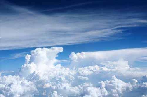 云的形成?云是怎么形成的