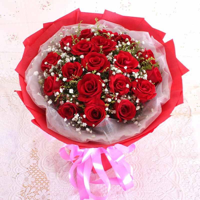 19朵玫瑰代表什么?送花19朵有什么意思