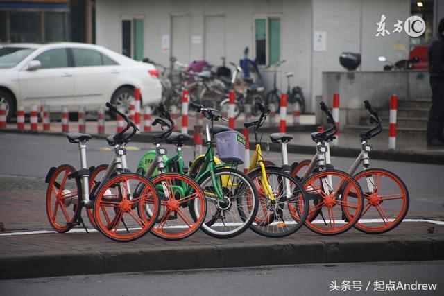 共享单车怎么赚钱?共享单车的盈利点在哪