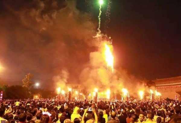 火把节是哪个民族的节日 火把节是几月几号 火把节举行什么仪式