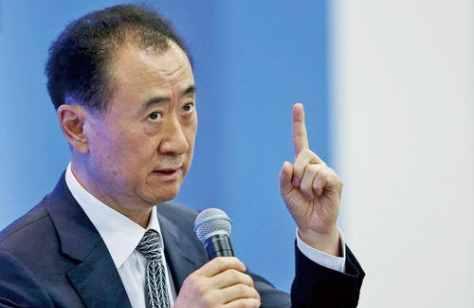 """小目标一个亿,王健林是怎样赚到人生第一个""""一个亿""""的。"""