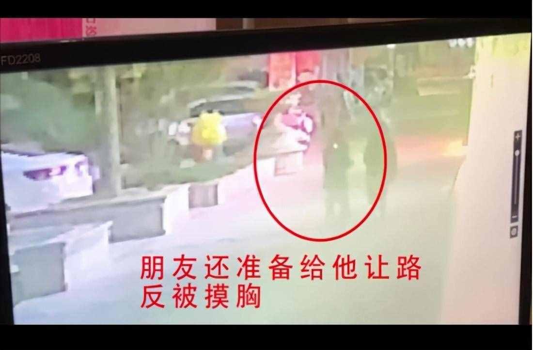 被陌生男人袭击后被侮辱的女生后来怎么样了:警察