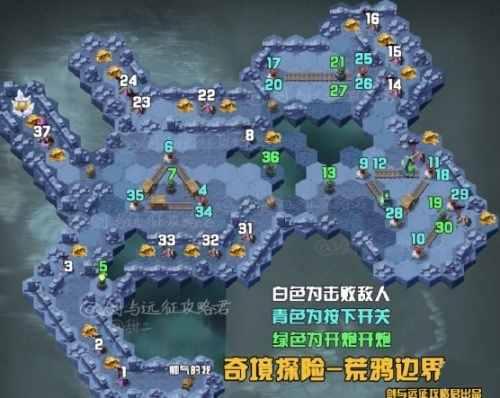 剑与远征渡鸦之间的边界清理路线策略如何清理剑与