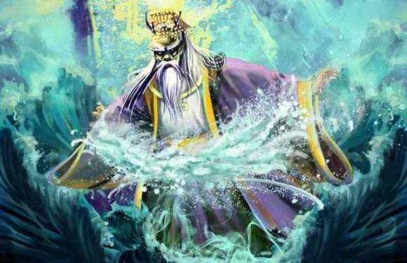 神话中常出现的四海龙王分别是谁,各有什么本领?