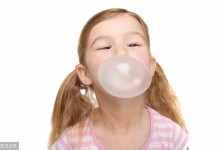小孩口香糖咽下去多久消化(吞咽口香糖的4大危害)