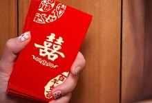 一般结婚红包上写什么(婚礼红包贺词大全)