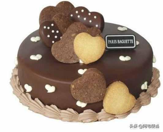 最有人气的10大品牌蛋糕,你吃过几个品牌?